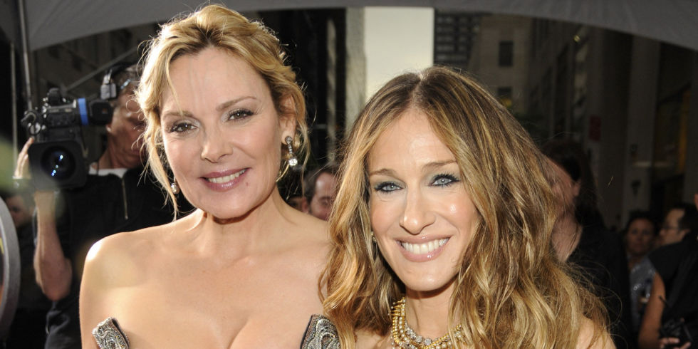 'You are not my friend'- Kim Cattrall to Sarah Jessica Parker