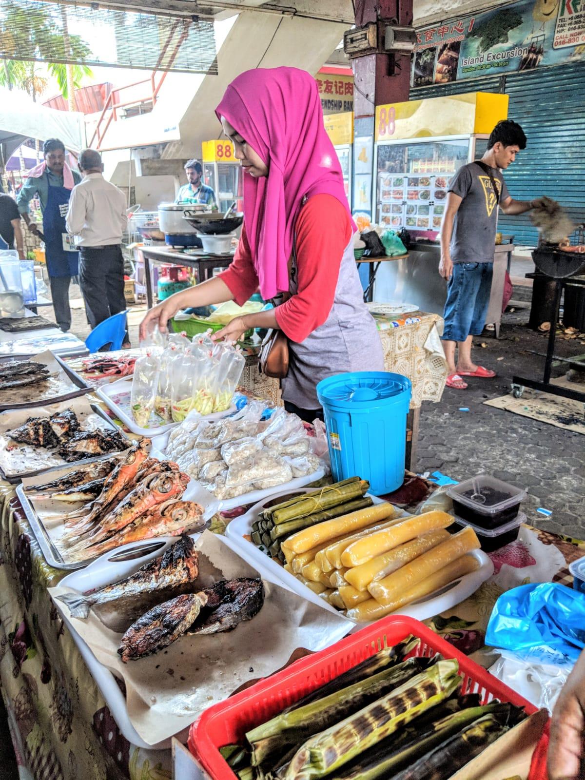 Ramadhan Bazars in Kota Kinabalu, Sabah