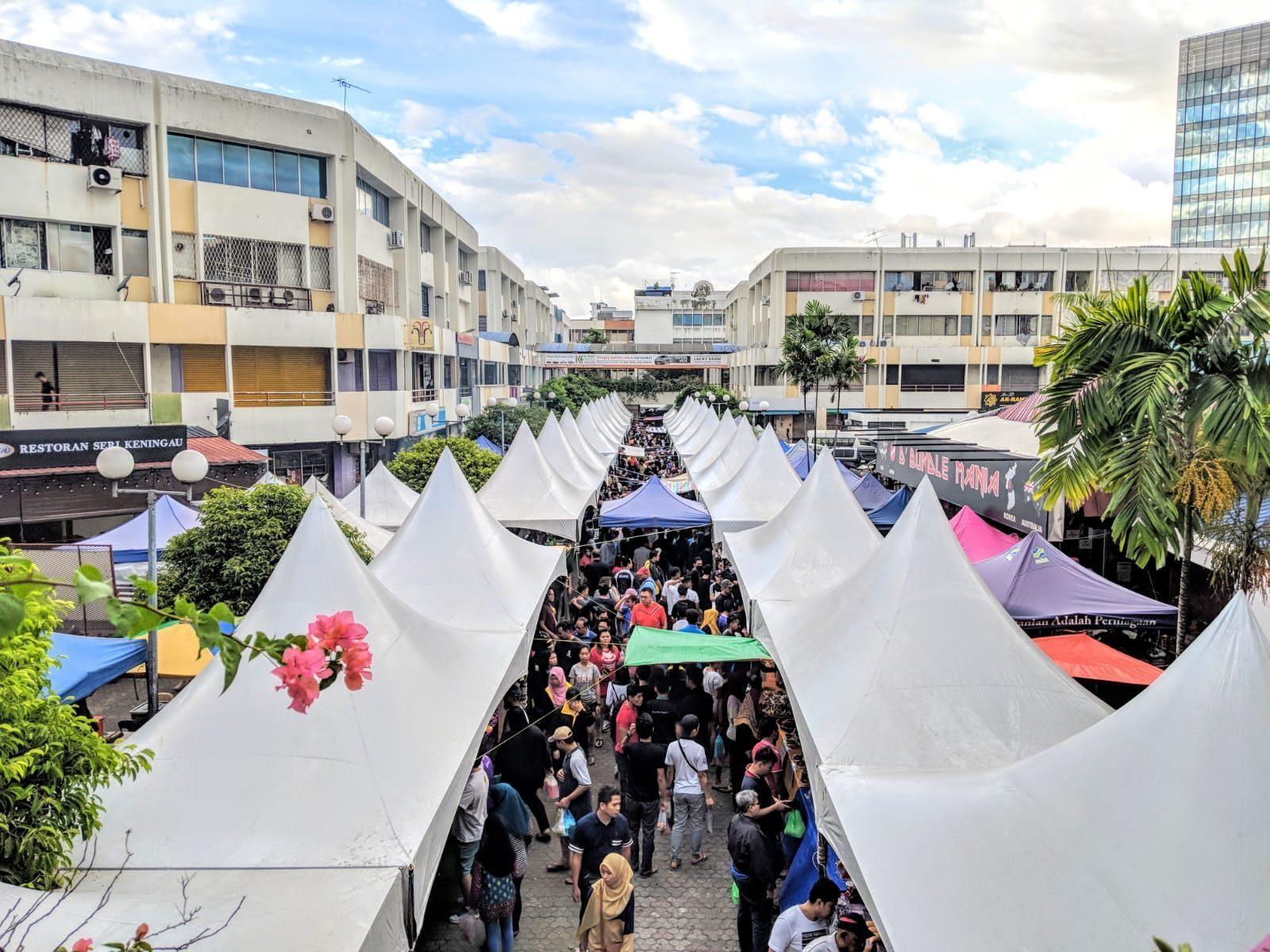 Ramadhan Bazar 2018_ Asia City, Kota Kinabalu Sabah