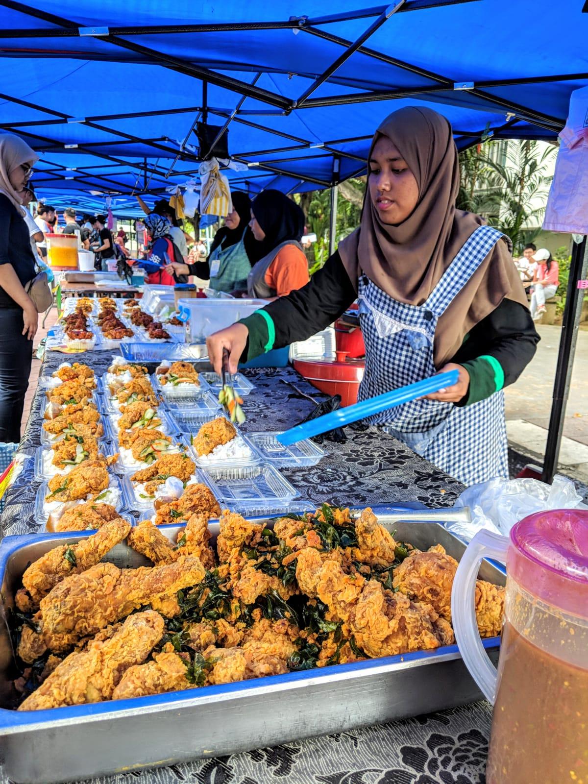 Ramadhan Bazar 2018, Sabah Eats. Kota Kinabalu