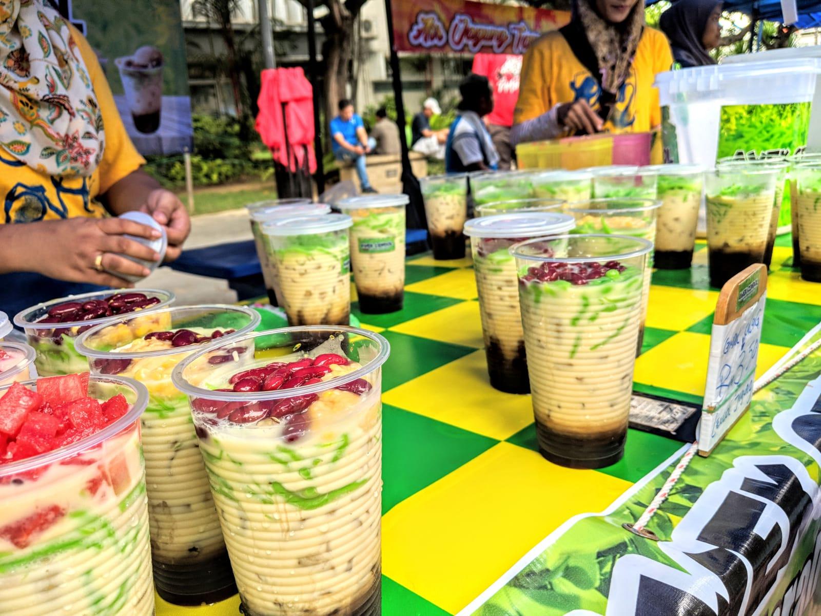 Sabah Eats. Ramadhan Bazaar 2018 Kota Kinabalu