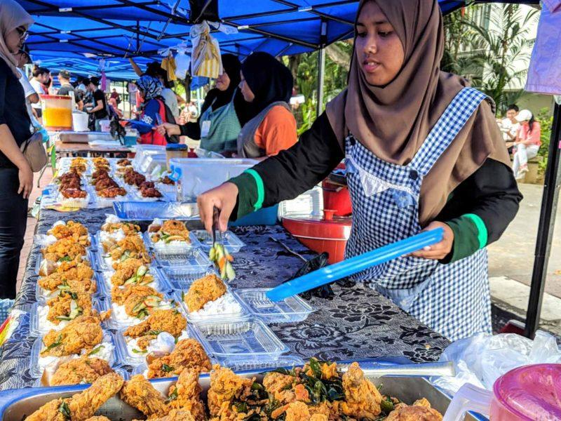 List of Ramadhan Bazaars in Kota Kinabalu