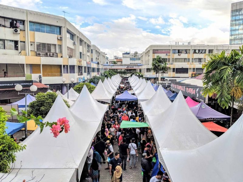 How to enhance your Ramadhan Bazaar experience