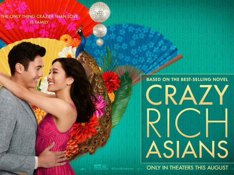Why are these Crazy Rich Asians so familiar?