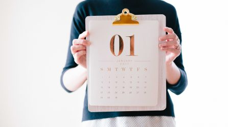 New Year's Resolutions 2019