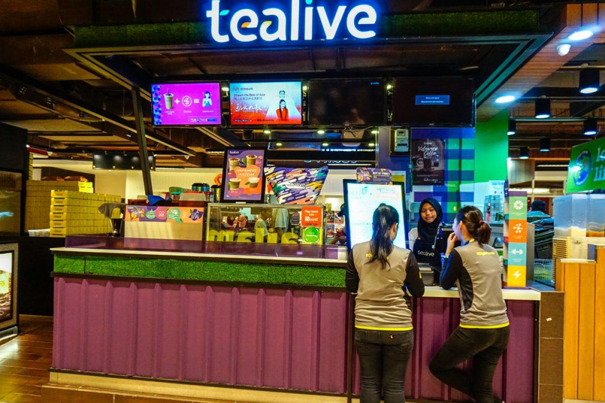 List of Bubble Tea Stores in Kota Kinabalu