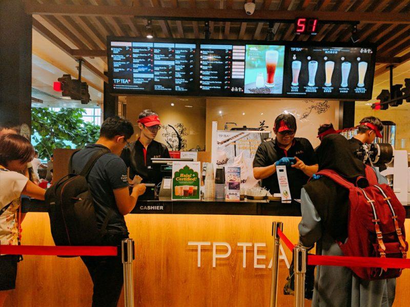 Halal Bubble Tea Singapore- TP Tea 茶湯會