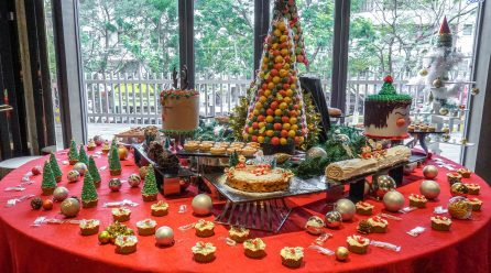 Where to have Christmas Dinner in Kota Kinabalu