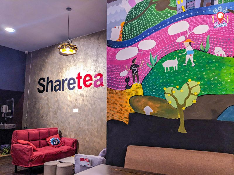 Sharetea Is Finally In Kota Kinabalu!