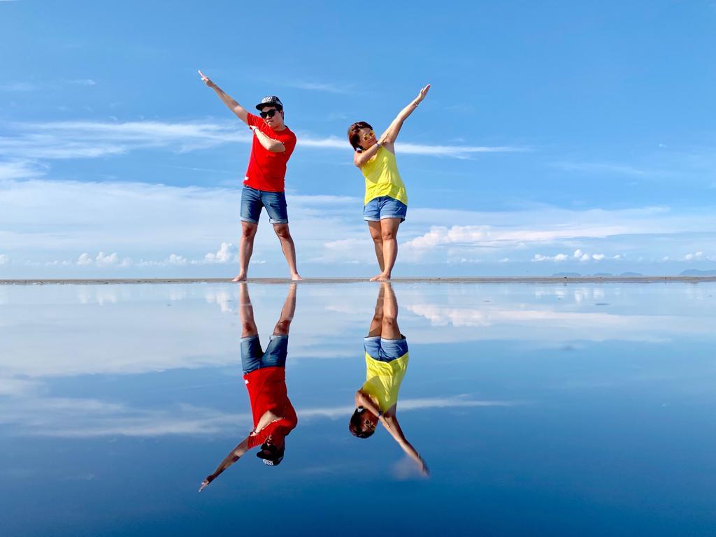 The Hidden Beauties of Malaysia- Sky Mirror