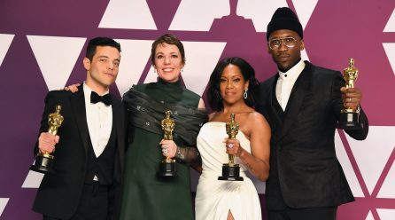 2019 Oscar Winners List