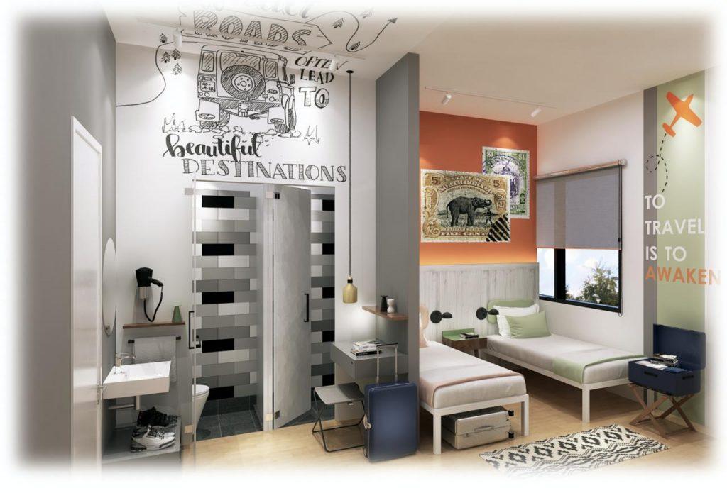 Toojou Social Hostel_Kota Kinabalu Sabah_Private Rooms