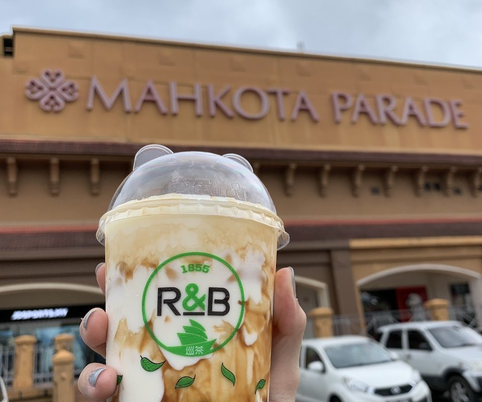 MORE BOBA TEA! YASSSSS R&B (巡茶)