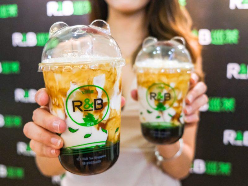 Bubble Tea in Melaka