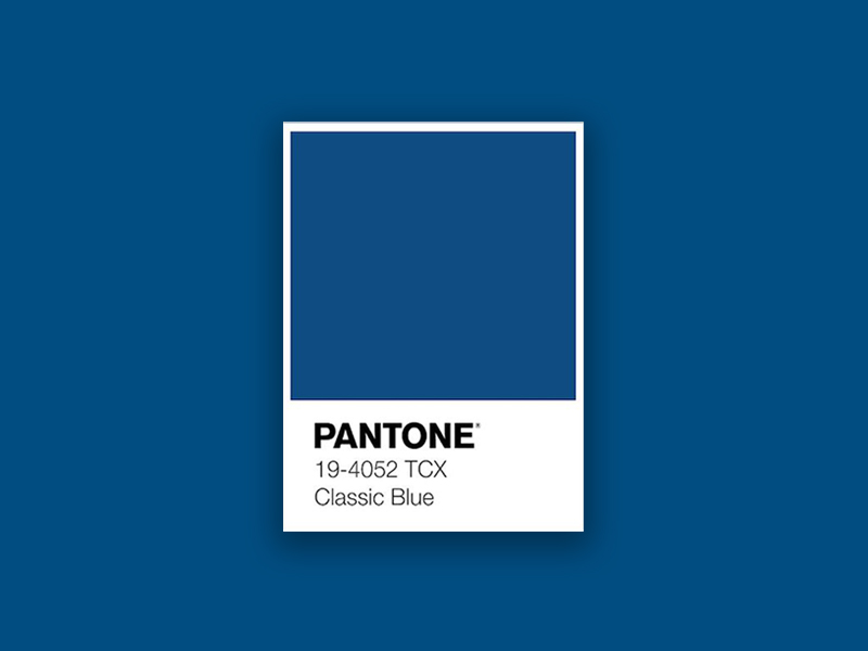 2020 Pantone Colour of the year